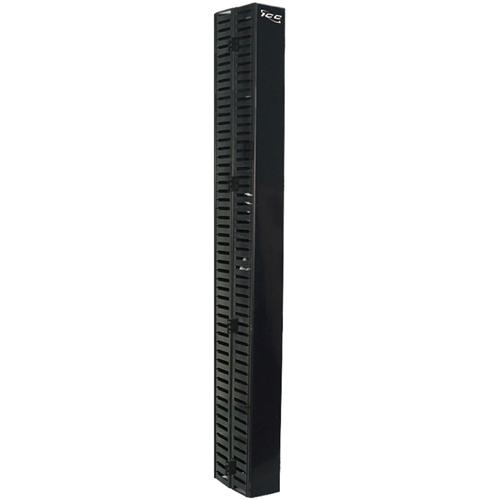 Vertical Finger Duct 78 H, 4 X5 Dbl side mount