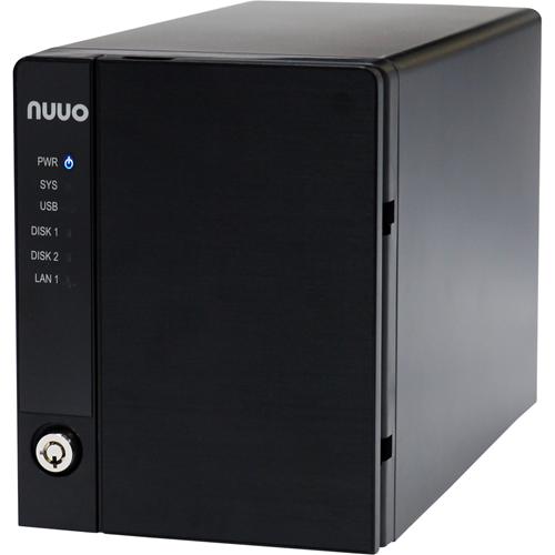 NUUO Mainconsole NVRmini 2 NE-4080 Network Video Recorder