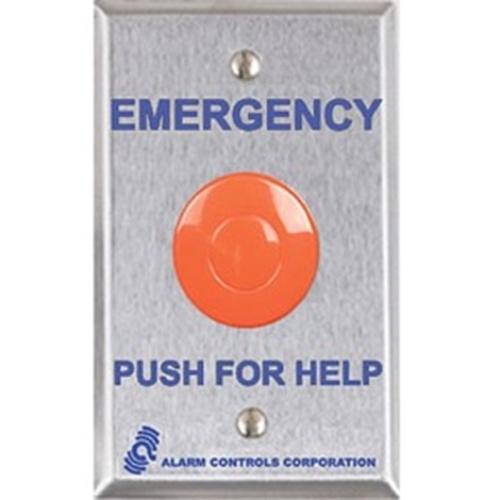 Alarm Controls PBL-5-1 Push Button