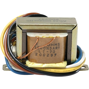 Atlas Sound LT-70 Impedance Matching Transformer