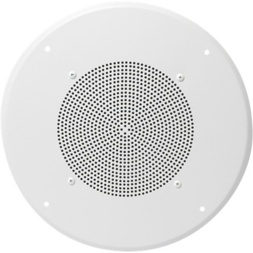 Atlas Sound UHT70C-U51-8 Ceiling Mountable Speaker - 10 W RMS - White