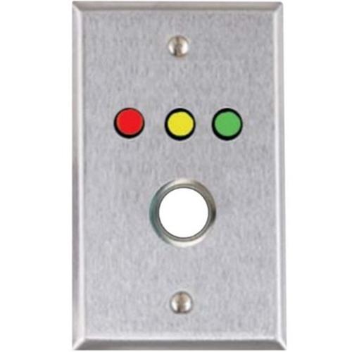 Alarm Controls RP-35 Faceplate