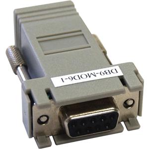 Alpha Serial/RJ-11 Data Transfer Adapter