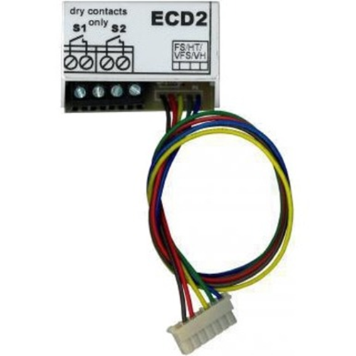 Alpha ECD2 QwikBUS™ Dual Input Wiring Harness Connector