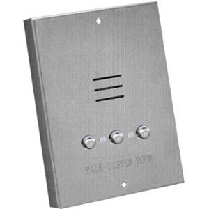 Alpha IS407S Vandal-Resistant Apt. Intercom Station-Surface