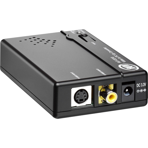 Alpha NC314B Composite Video to VGA Video Converter