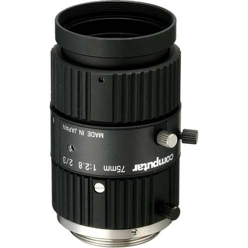 Computar M7528-MP - 75 mm - f/2.8 - Fixed Focal Length Lens for C-mount