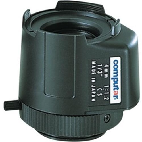 Computar TG0412FCS - 4 mm - f/1.2 - Fixed Focal Length Lens for CS Mount