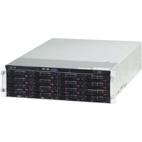 UP TO 32 IP CAMERAS 6TB RAID-5 AND DVD-RW