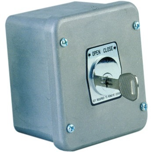 Camden Exterior Use Industrial Key Switches
