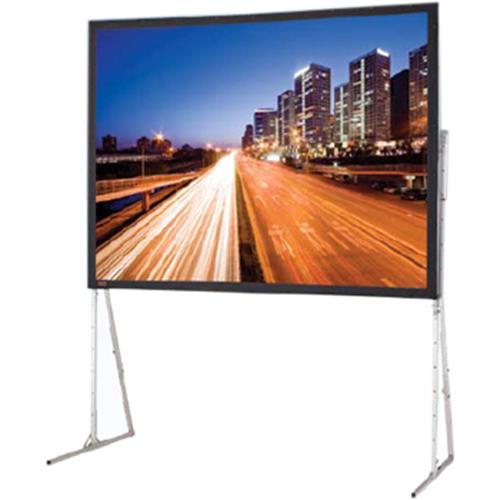 ULT FOLDING SCREEN W/XTRA HD LEGS,220',HDTV,REAR C
