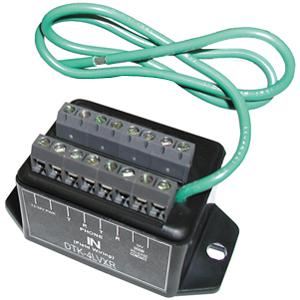 DITEK DTK-4LVXR Telephone Entry System Surge Protection