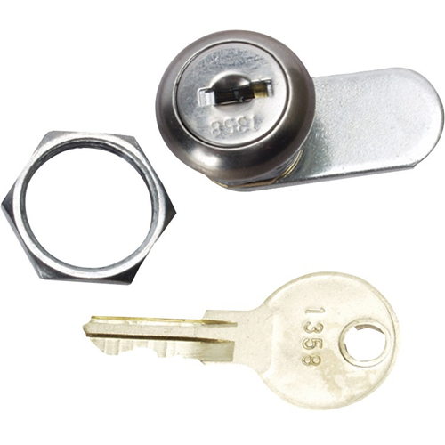 LOCK AND KEY SET CAMLOCK