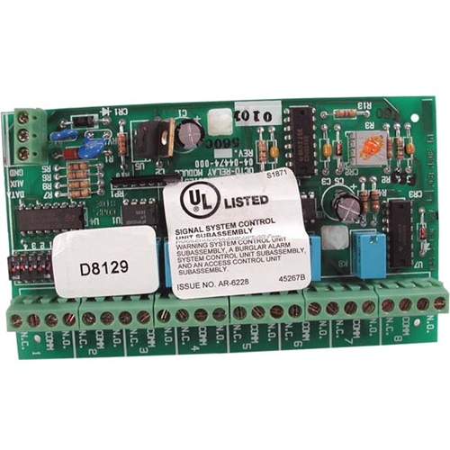 RELAY MODULE 8 FOR G SERIES OCTO-RELAY