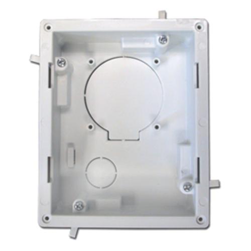 BACKBOX FOR FLUSH MOUNTING M1KP2