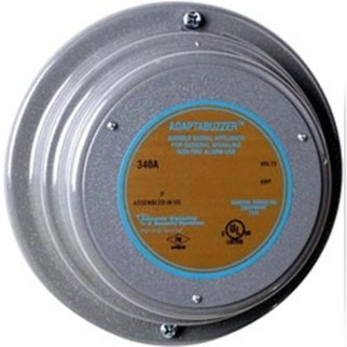 Edwards Signaling 340 Series Adaptabel AC Vibrating Bells