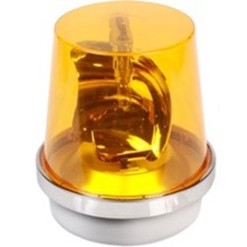 Edwards Signaling Rotating Beacon Amber 12 VDC, 1.8 A