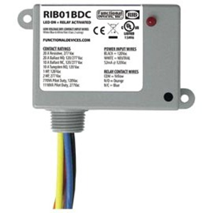 Functional Devices RIB01BDC Relay