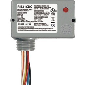 Functional Devices RIB21CDC Relay