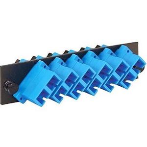 ICC 6-Port Duplex Fiber Optic Patch Panel