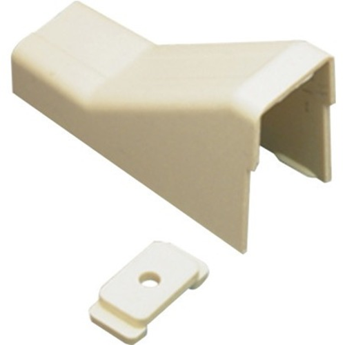 """ICC Ceiling Entry, 1 1/4"""" , 10Pk, Ivory"""
