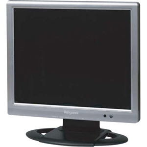 17' HI RES COLOR SECURITY LCD MONITOR TFT COLOR