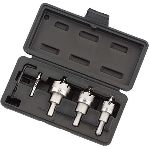 IDEAL TKO Carbide Tipped Hole Cutter Kit
