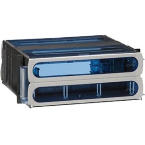 Leviton 4RU Opt-X Ultra Enclosure w/Tray