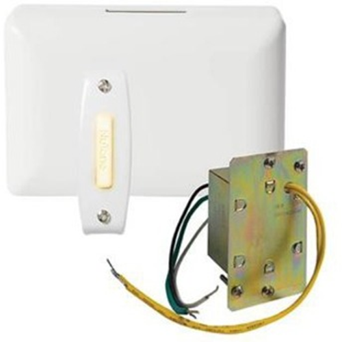 NuTone Builder Kit Chime with Junction Box Transformer