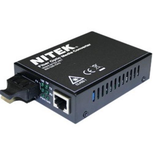 T/MISSION FIBRE Gbit media convert 500m