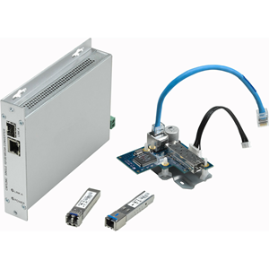 Bosch CNFE2MC/IN Ethernet Fiber Optic Media Converter