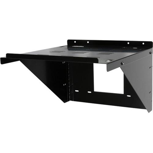 Quam AS11X12 Mounting Shelf - Black