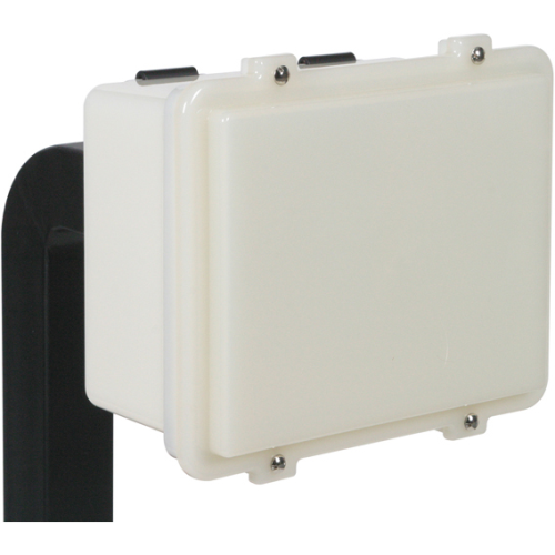 ACCESS CONTROL HOUSING FOR PEDESTAL MOUNT