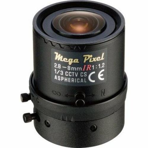 Tamron M13VM288IR - 2.80 mm to 8 mm - f/1.2 - Zoom Lens for CS Mount