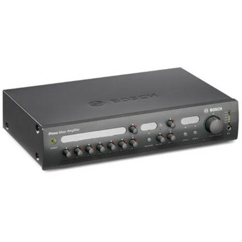 Bosch Plena PLE-2MA240-US Amplifier - 240 W RMS - Charcoal