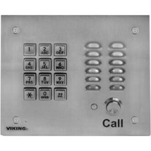 Viking Electronics Attractive, Vandal Resistant, Handsfree Speaker Phone