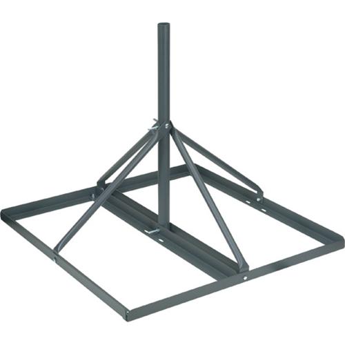 VMP FRM125 Roof Mount for Antenna, Surveillance Camera - Dark Gray