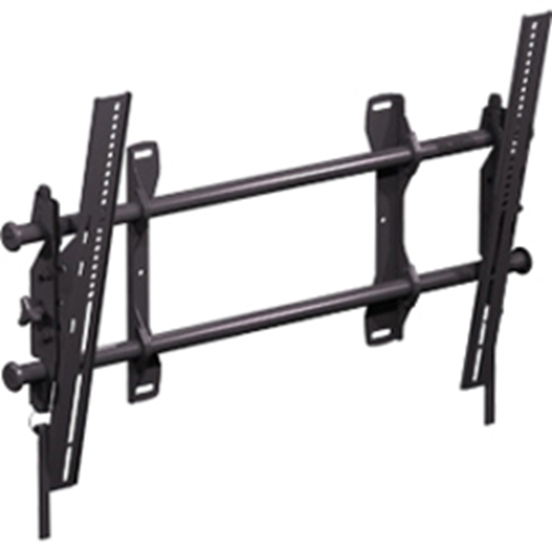 Winsted 11104 Wall Mount for Flat Panel Display - Black