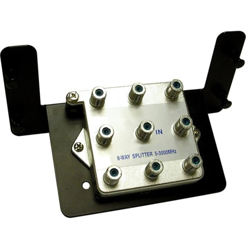 1X8 VIDEO SPLITTER 3GHZ SCTE COMPLIANT