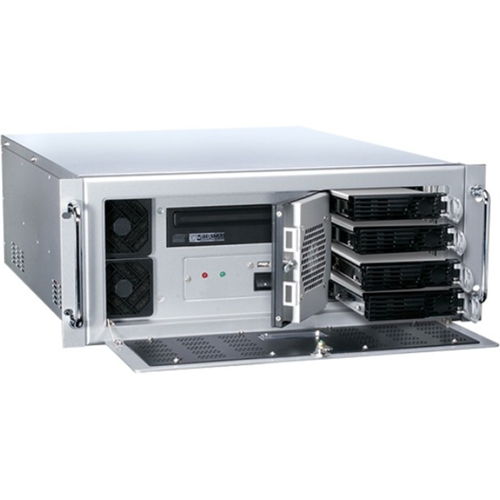 SUPPORTS UP TO 16CH OF IP CAMS,12TB,RECORDS VIDEO