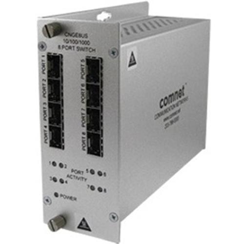 ComNet Gigabit 8-port Ethernet Unmanaged Switch