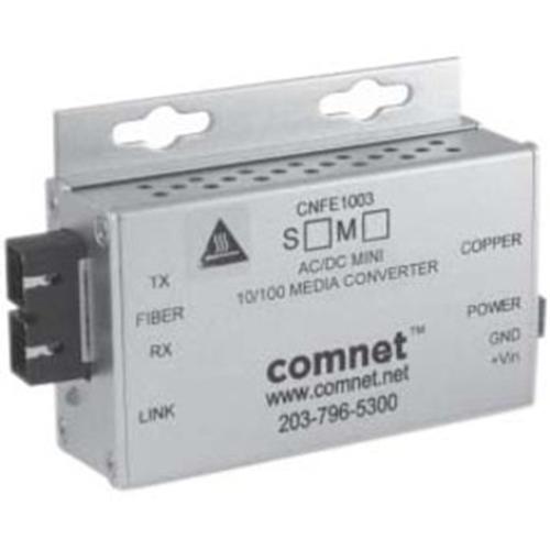 ComNet CNFE1002SAC1B-M Electrical to Optical Media Converter