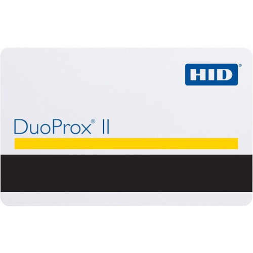 HID DuoProx II Card