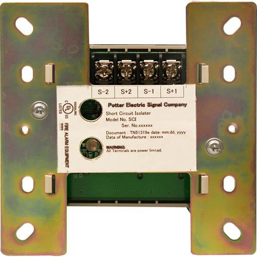 Potter Short Circuit Isolator