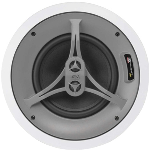 8' 2 WAY ROUND IN-CEILING STEREO INPUT