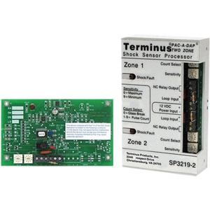 Terminus Pac-A-Dap 4 Zone Processor