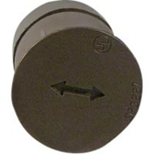 Terminus Recessed Shock Sensor