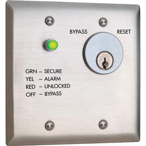 SDC 101-1AK Single Door Annunciator with Key Control