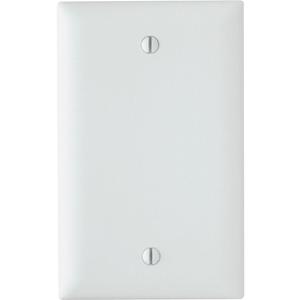 NEW TRADEMASTER PLATE 1G BL BOX MT WHITE