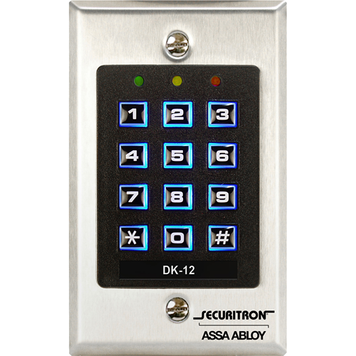 Securitron DK-12 Keypad Access Device